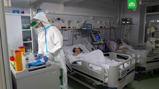 В России выявили 8 790 новых случаев коронавируса