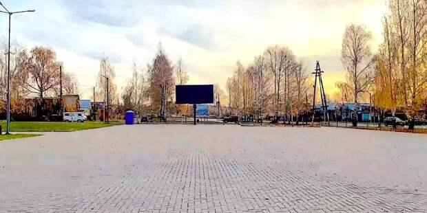 Жители Можги собирали макулатуру, чтобы установить Led-экран на Центральной площади