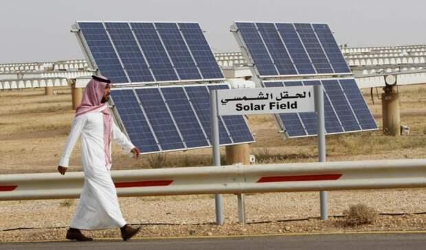 Саудиты хотят переквалифицироваться вкрупнейшего поставщика водорода