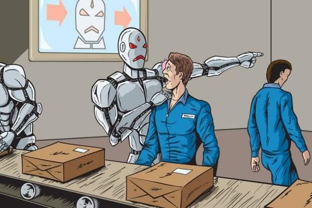 Конец рабочего класса. Роботы заменили 90 % сотрудников завода в Китае, производство выросло на 250 %