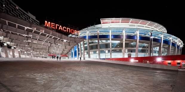 ДС «Мегаспорт» в САО грозит закрытие на три месяца за нарушение антиковидных мер
