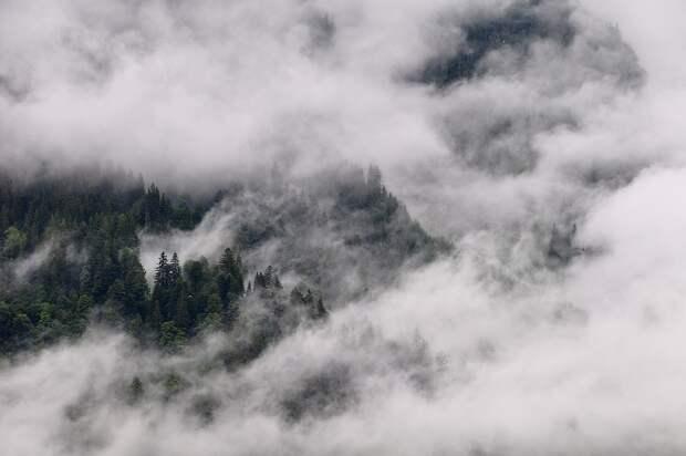 Группа из 4-х человек из-за сильного тумана заблудились на плато Ай–Петри. На помощь пришел «КРЫМ-СПАС»