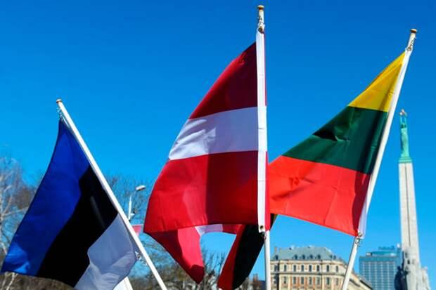Россия не мешает прибалтийским республикам исчезнуть