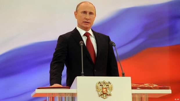 Метаморфозы Путина