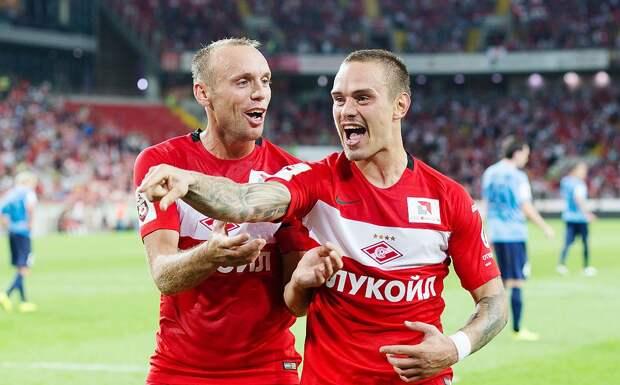 Глушаков: «Ещенко с двумя сердцами, видны его желание, страсть. Такие люди должны быть в команде»
