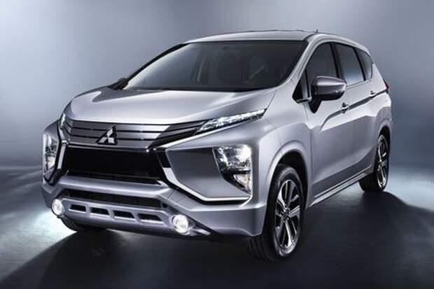 Mitsubishi представила новую модель