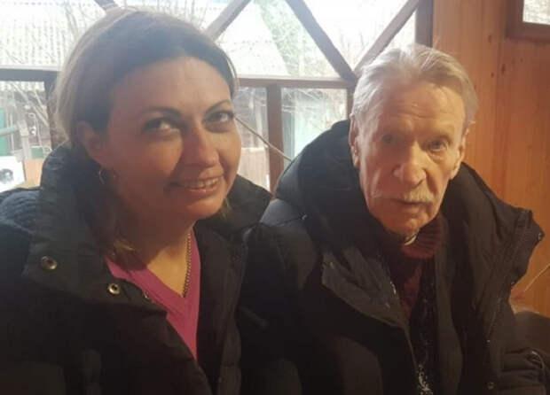 90-летний актер Иван Краско женится в пятый раз и показал свою невесту