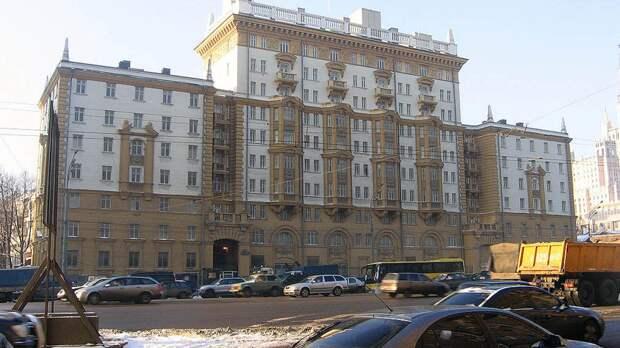 МИД РФ раскрыл, зачем вызывал на беседу замглавы посольства США