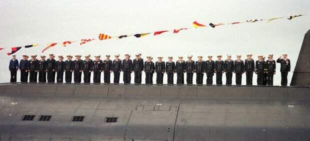 Экипаж К-141 «Курск»