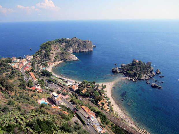 Почему мы до Крыма мост в 20 км построили, а Италия до Сицилии 3 км - нет