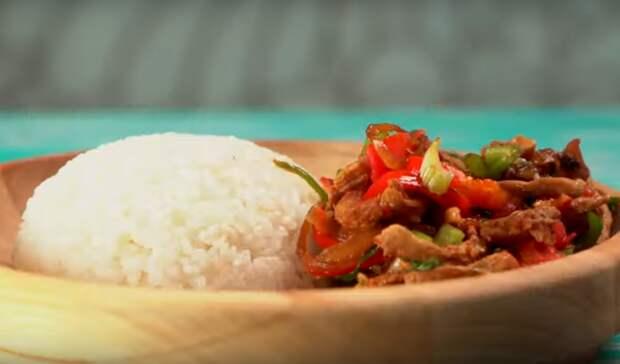 «Лазджи сяй» — блюдо с завораживающим названием
