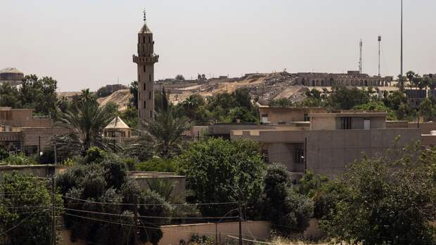 В Ираке отправили на опознание останки тел жертв террористов в Найнаве