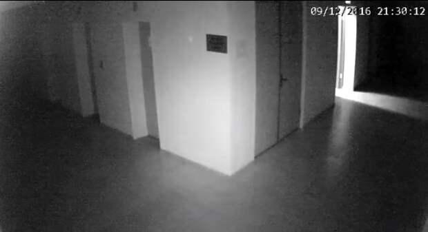 Мэрия Воркуты выложила видео с камеры, зафиксировавшей странные объекты
