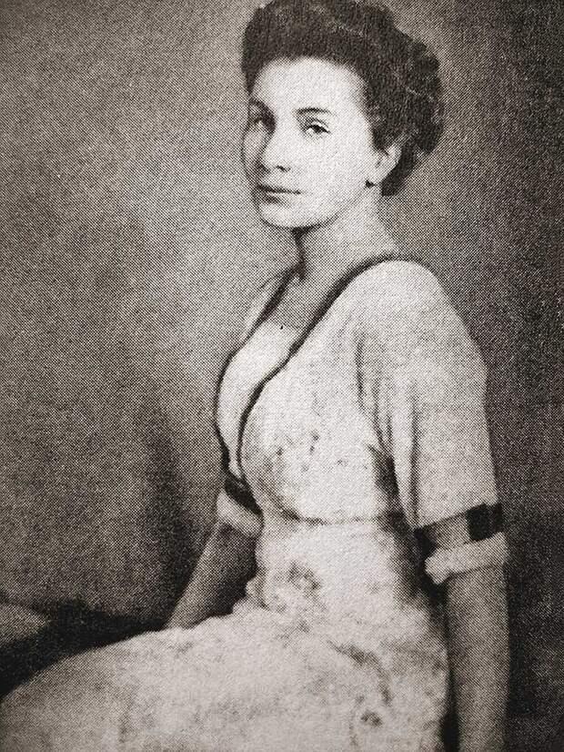 Анна Тимирева. Фото: ru.wikipedia.org