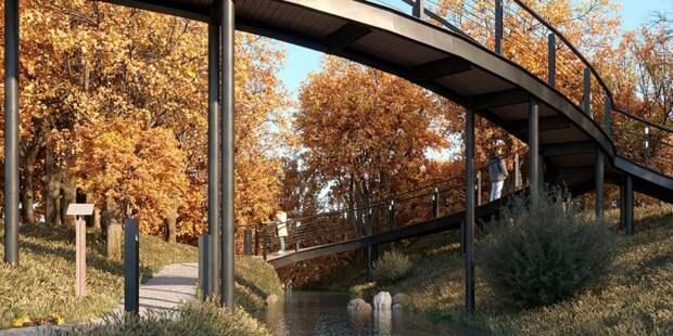 Экотропа вдоль Чермянки станет удобнее и безопаснее