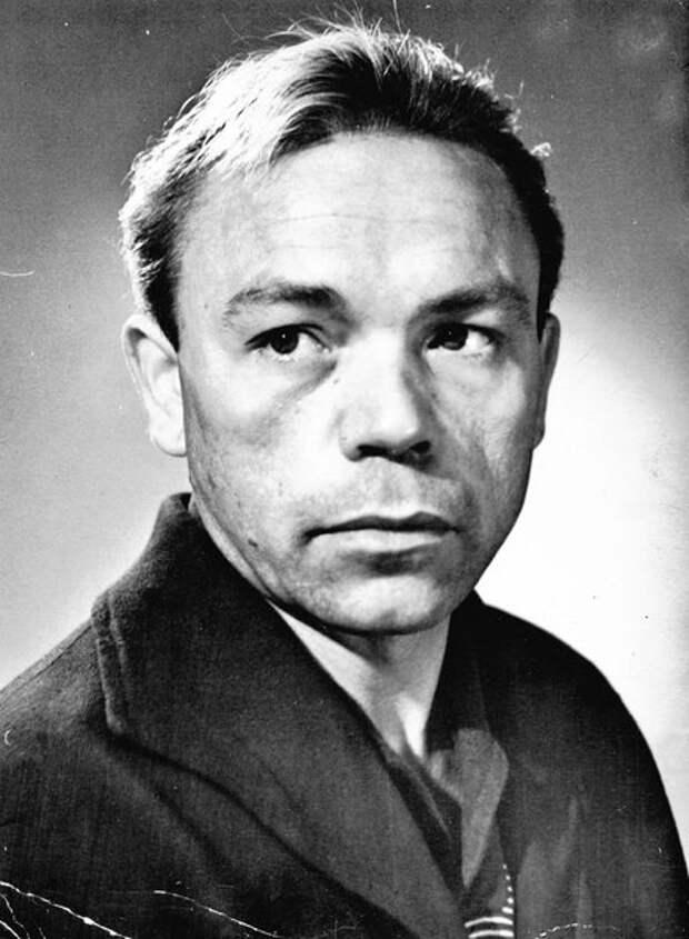 Владимир Терентьевич Кашпур (фотография начала 1970-х)