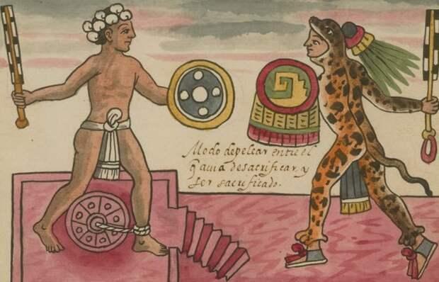 Жуткий ритуал ацтеков: войны для захвата пленников. / Фото: listverse.com