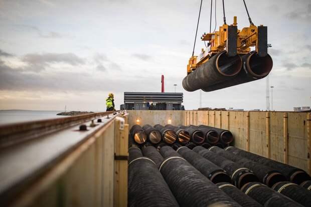 Блинкен: позиция США по «Северному потоку-2» остается неизменной