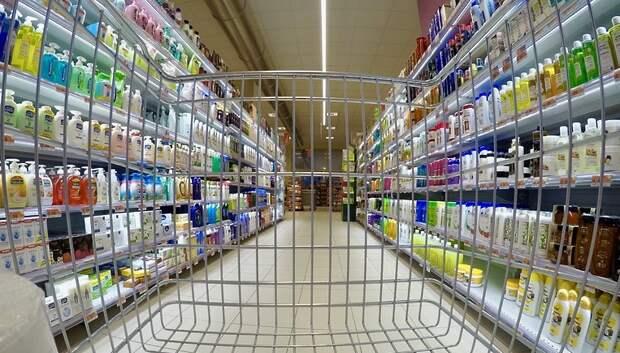 В Подольске выявили нарушения сроков реализации продуктов в сетевых магазинах