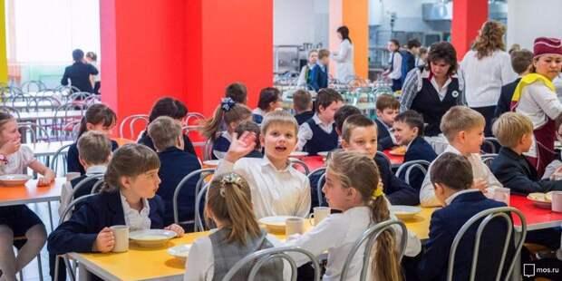 Татьяна Батышева рассказала, как правильно кормить детей в жару / Фото: mos.ru