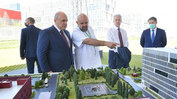 Мишустин: принято решение выделить 25 млрд рублей на поддержку здравоохранения