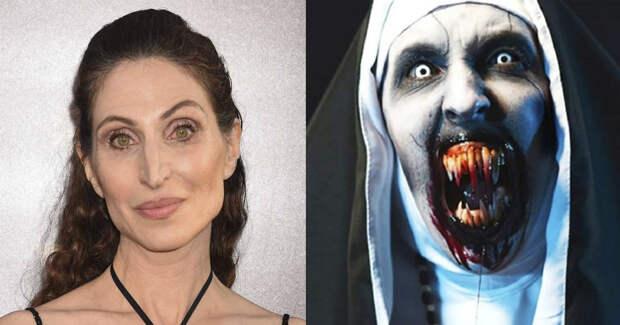 Как на самом деле выглядят актеры, которые играли монстров в ужастиках
