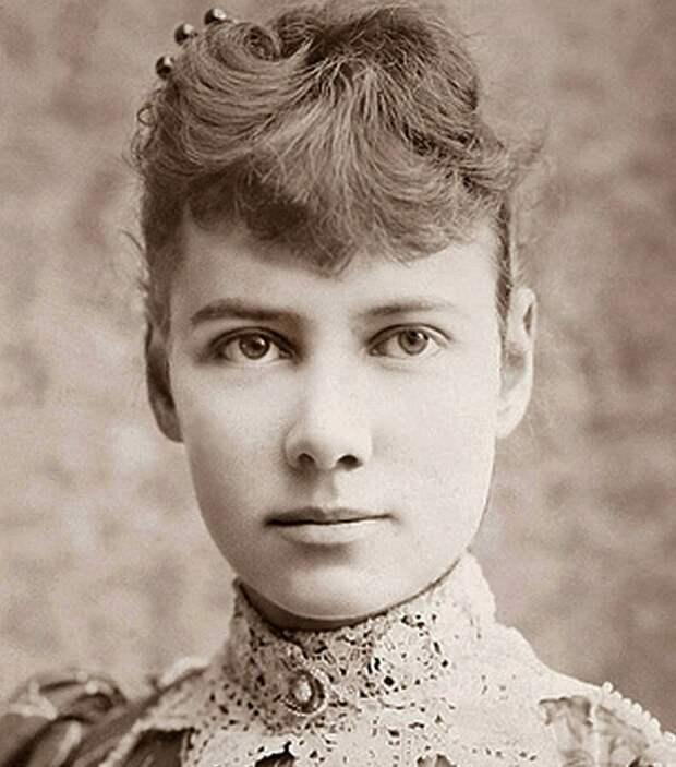 Элизабет Кокрейн Моряк, псевдоним — Нелли Блай (1867-1922)
