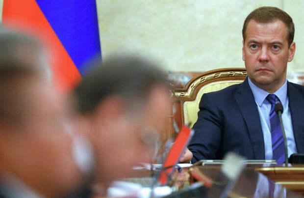 Дмитрий Медведев назвал «охотой на ведьм» арест Медведчука