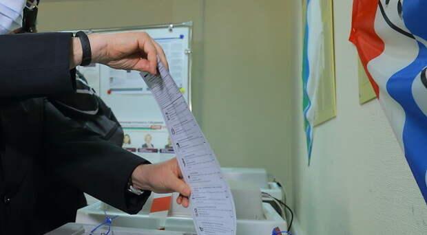 Подведены предварительные итоги выборов в Госдуму в Красноярском крае и Омской области