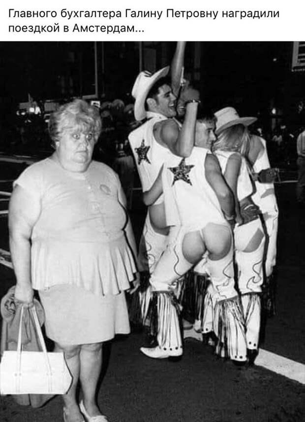 Во время митинга на трибуну влетает мужик: - Разрешите я вас перебью?...