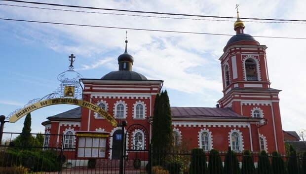 Сертякино: родина первого русского картографа и храм Воскресения Словущего