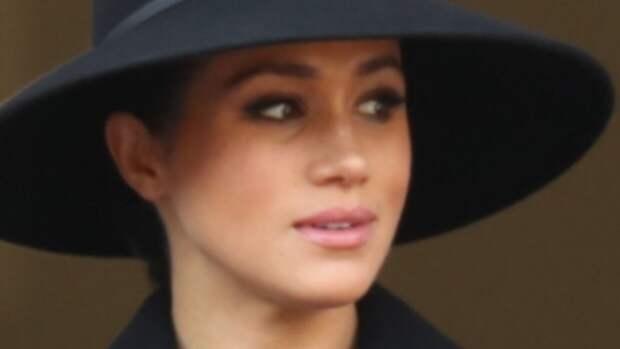 Оставшаяся в США Меган Маркл смогла попрощаться с принцем Филиппом