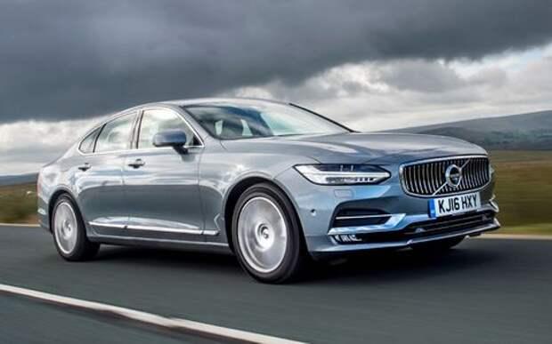 Volvo и Autoliv создадут СП для разработки беспилотников