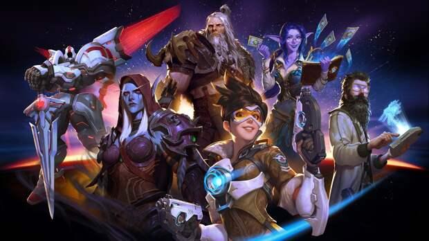 Игровая компания Blizzard потеряла треть своих постоянных игроков