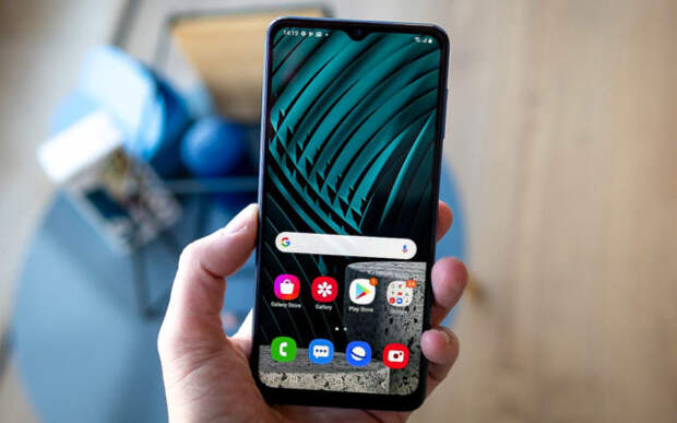 Samsung Galaxy A22 привезли в Россию, но покупать его пока нельзя. Почему?