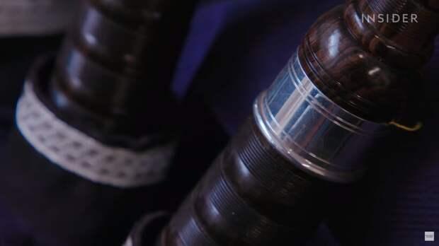 Видео: Как в Шотландии делают волынки вручную, продолжая дело, которому 600 лет