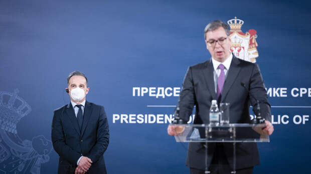 Вучич заявил, что Сербия способна улучшить Евросоюз