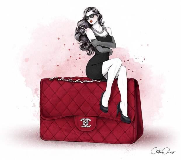 Женщина – это её сумка!