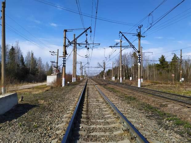Заброшенное локомотивное депо Поварово 3.