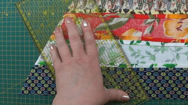 Полезные подарки: из обрезков ткани мастерица шьет отличные вещи. Все в восторге