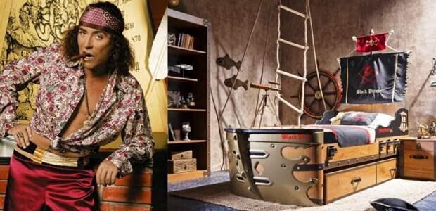 Валера в интерьере: 8 фото Леонтьева и комнат под его наряды