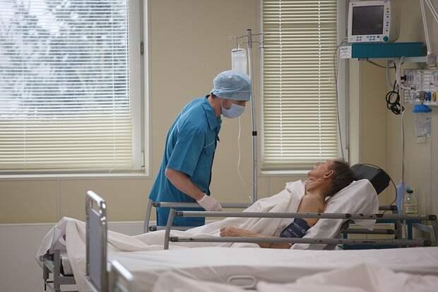 Риск смерти от коронавируса в шесть раз повышается при неврологических осложнениях