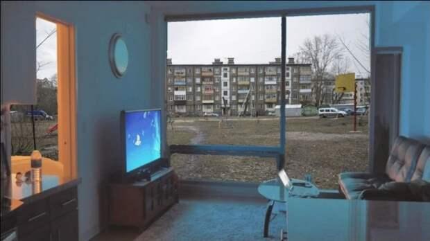 Вот почему в России не делают панорамные окна