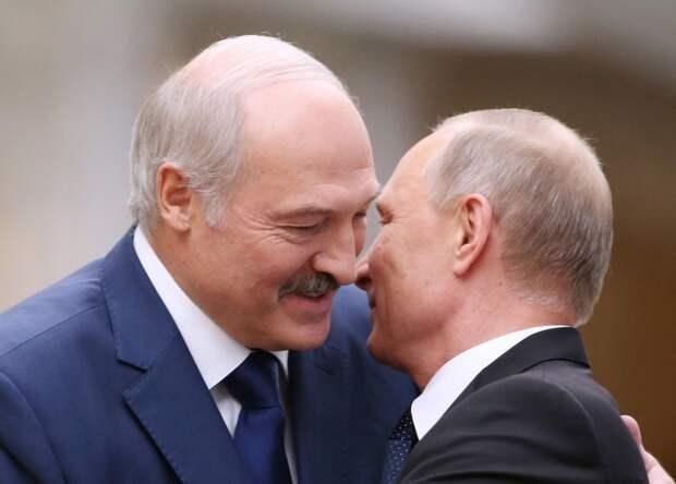 Украинский журналист рассказал, как «Путин выкрутил руки Лукашенко»