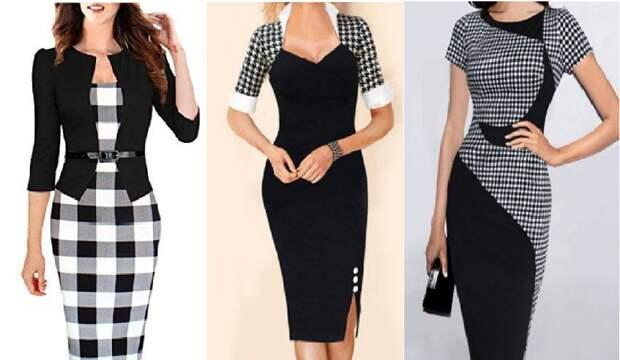 Платье для офиса: стильное или скучное?