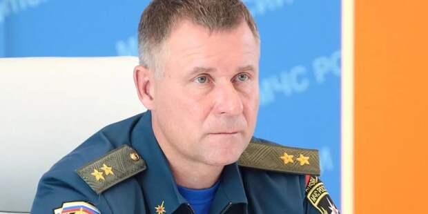Глава МЧС дал поручение после инцидента в Красноярске