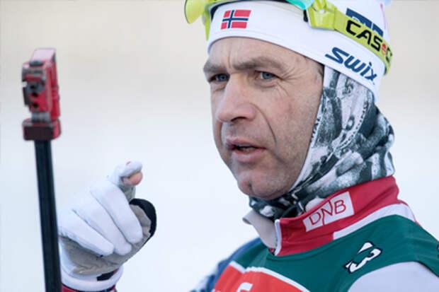 Уле-Эйнар Бьорндален