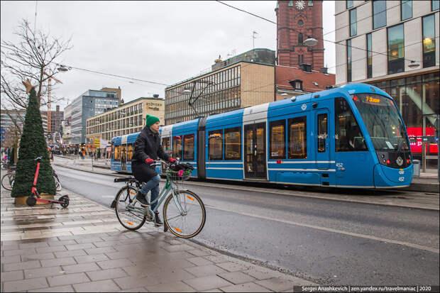 Если на Гелике или Кайене - значит русский: как определить наших в Швеции