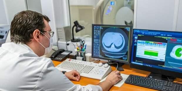 Москва наращивает мощности по диагностике коронавирусной инфекции