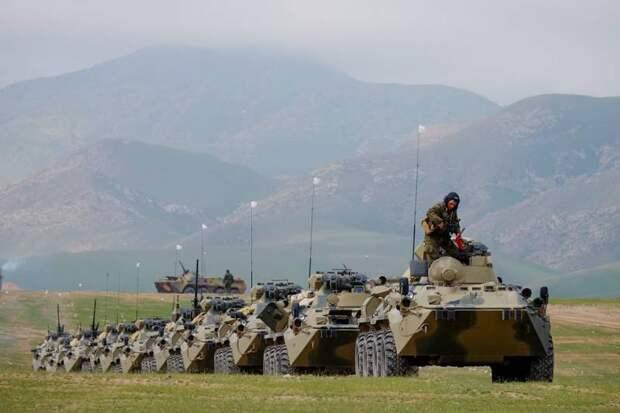 Какой будет Объединенная региональная система ПВО России и Таджикистана